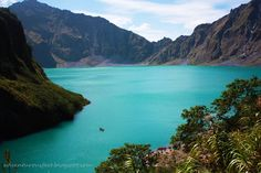 Mount Pinatubo is an active volcano in Luzon strategically located in the borders of Zambales, Tarlac, and Pampanga. Its volcanic eruption. Angeles City Philippines, Philippines Travel, Mount Pinatubo, The Places Youll Go, Places To Visit, Travel List, Travel Around, 6 Years, Trip Planning
