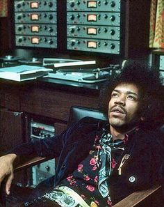 """Jimi Hendrix would have been celebrating his birthday today."