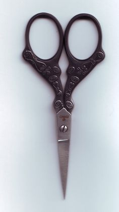 Black Decorative Vintage Scissors