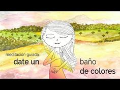 Meditación guiada: date un baño de colores. Mindfulness para niños I Gemma Sánchez - YouTube Mindfulness For Kids, Mindfulness Practice, Mindfulness Meditation, Emotions Activities, Toddler Activities, Calm Box, Chico Yoga, Elementary Spanish, Teaching Time