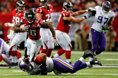 By the Numbers stats preview: Falcons vs. Vikings