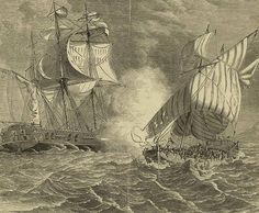 Richard Somers and the Barbary Pirates