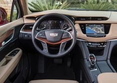 2017 Cadillac XT5 - Cars and Specifications