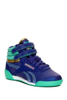 Freestyle High Top Sneaker (Little Kid)