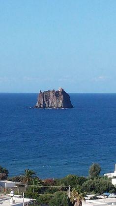 ISOLE EOLIE (SICILIA) - Strombolicchio da Panarea