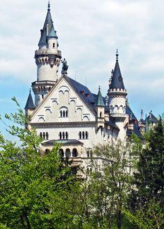 Castle Neuschwanstein #travel #Europe #smileshare
