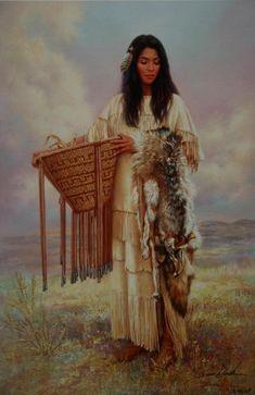 NativeAmericanPrint-BurdenBasket