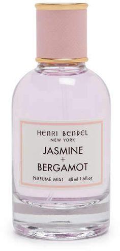 31f743f7886 Jasmine and Bergamot 1.6 oz Perfume Pink Perfume, Perfume Bottles,  Bergamot, Henri Bendel