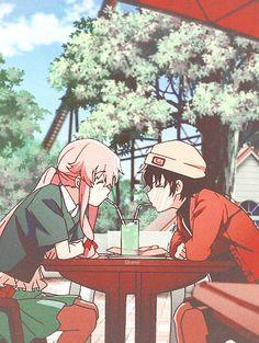 Yuno and Yuki ~ date.ü