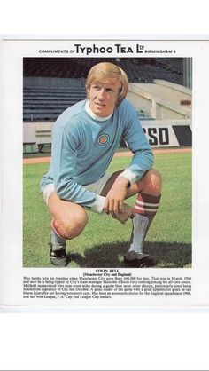 Colin Bell.