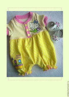 Купить Выкройка песочника для куклы Baby born - комбинированный, выкройка pdf, выкройка для куклы