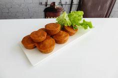 Muffins tomates-basilic vegan et presque sans gluten   getupandgo.fr