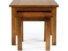 Originals Sonoma Nest of Tables ( Dimensions: H:50cm W:60cm D:50cm) £168.00