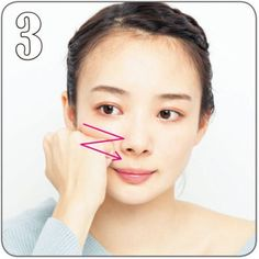 Sagging cheeks: fist and 10 minutes to put face back - Beauty Skin, Health And Beauty, Sagging Cheeks, Face Yoga Exercises, Health Insurance Cost, Facial Yoga, Face Massage, Beauty Recipe, Beauty Room