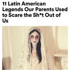 Bloody tears make up idea for the La Llorona photoshoot.