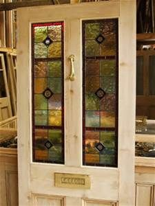 Glass Front Doors with stain glass - Bing images