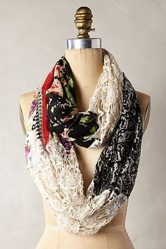 Valdivia Infinity Scarf #anthropologie