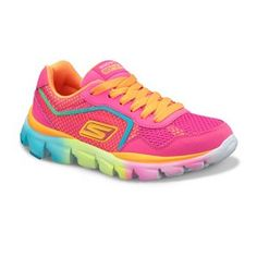 223fbf7c4f4 Skechers GOrun Ride Running Shoes - Girls Skechers
