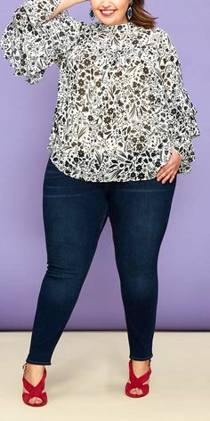3cf0ed86cf8 Plus Size Fashion and Outfits for Curvy Women Curvy Fashion