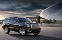 Motor'n | 2016 GMC Yukon Named Best Large SUV for Families