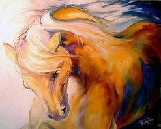 Spirit of a Horse  Marcia Baldwin