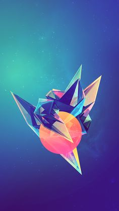 81 Best Geometric Iphone Wallpapers Images Backgrounds