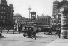 BERLIN, Potsdamer Platz  in den 30er Jahre