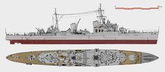 HMS Manchester Town-class Gloucester sub-class light cruiser Naval History, Navy Ships, Submarines, Royal Navy, Southampton, Battleship, World War Ii, Wwii, Manchester