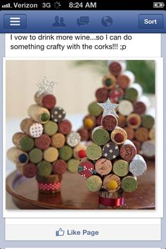 Craft idea off of my Facebook newsfeed. Sorry could not find link or directions
