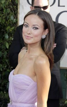 Olivia Wilde - Red carpet arrivals for 66th Annual Golden Globe Awards