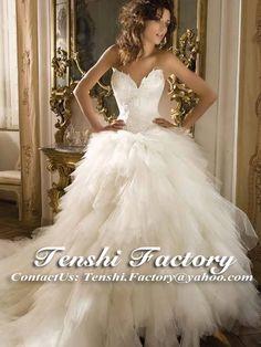 Tenshi factory's wedding dress inspiration 009