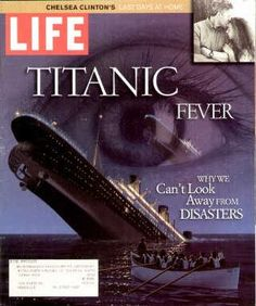 """Titanic Fever ~ June 1, 1997 issue ~ Old Life Magazines ~ Click image to purchase. Enter """"pinterest"""" at checkout for a 12% discount."""