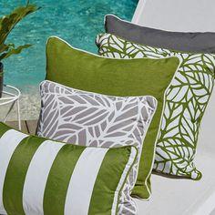 Warwick Fabrics: TULUM OUTDOOR #Upholstery #Fabric #Textiles #Cushion