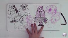 Cute Characters, Fantasy Characters, Cartoon Characters, Fantasy Character Design, Character Design Inspiration, Kawaii Sweater, Sketchbook Layout, Comic Tutorial, Bujo Doodles