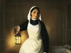 Florence Nightingale - Nurse To Teach Basic Sanitation Between Patients Valentina Tereshkova, Malala Yousafzai, Marie Curie, Jaclyn Smith, Florence Nightingale Lamp, Pinning Ceremony, Womens Liberation, Dylan Thomas, St Thomas