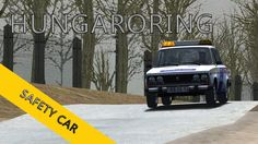 rallyFactor | RSB2014 | Hungaroring | Stage I-II | Safety Car / Zero Car | Balazs Toldi OnBoard