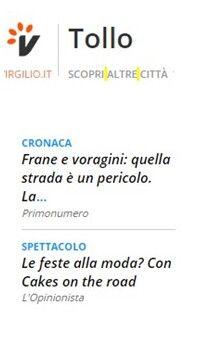 Tratto da http://tollo.virgilio.it/notizielocali