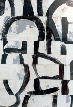 stripes in artwork Title: Artist: Cecil Touchon American) Year: 2011 Action Painting, Painting & Drawing, Grafik Art, Abstract Expressionism, Abstract Art, Modern Art, Contemporary Art, Backgrounds Wallpapers, Collage Artists