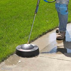 The Surface Cleaner Is One Of The Best Pressure Washer