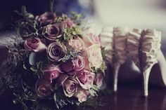 wedding flowers in black and pink | Runway Fashions About Weddings: What Kinds of Bridal Bouquets Will You ...