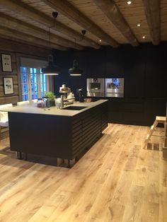 Kjøkkenet Kitchen Island, Home Decor, Island Kitchen, Decoration Home, Room Decor, Interior Decorating