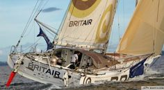Sailing Yacht - MULTIPLAST / IMOCA Open 60