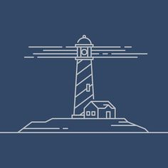 23/366    #illustration #flatdesign #icon #icondesign #iconaday #illustrationaday #graphic #graphicdesign #lineart #linework #vector #vectorart #vectorillustration #art #drawing #illustree #graphicroozane #thedesigntip #lighthouse #landscape #sea #nautical #coast #beach #sky by illmexanine