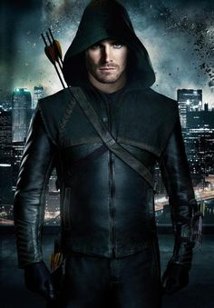 ....who this be? ...he's not Arrow but he'll do..maybe