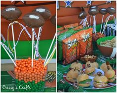Crissy's Crafts: FOOTBALL