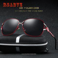 2017 sunglasses men Classic Retro New Brand fashion polarized Pilot Glasses Color Polaroid lenses Driving women