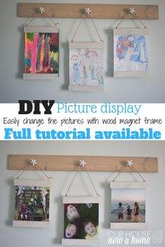 DIY changeable scrap