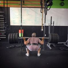 """""""Bending bars. #backsquat #3RM #squats #Crossfit #crossfitmen #lift #power #strength #sancarlos #train #exercise #workout #wod #fitness #fit #hgx #health #HGXFIT @philfiacco"""" Photo taken by @hgxfit on Instagram, pinned via the InstaPin iOS App! http://www.instapinapp.com (08/20/2015)"""