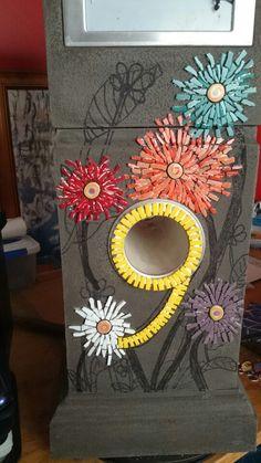 Letterbox in progress