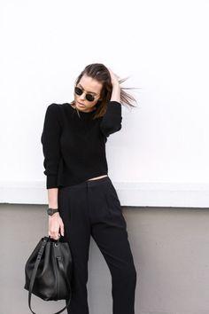 shades + black.